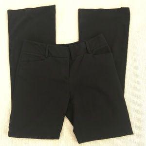 New York & Co. Black Flare/Boot Cut Pants